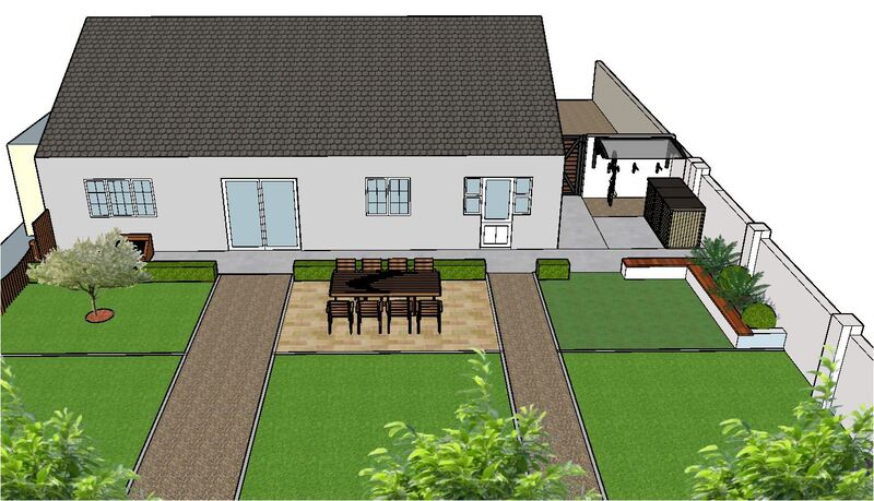 thegardendesignhub.ie/ Limerick, backyard, garden and ...